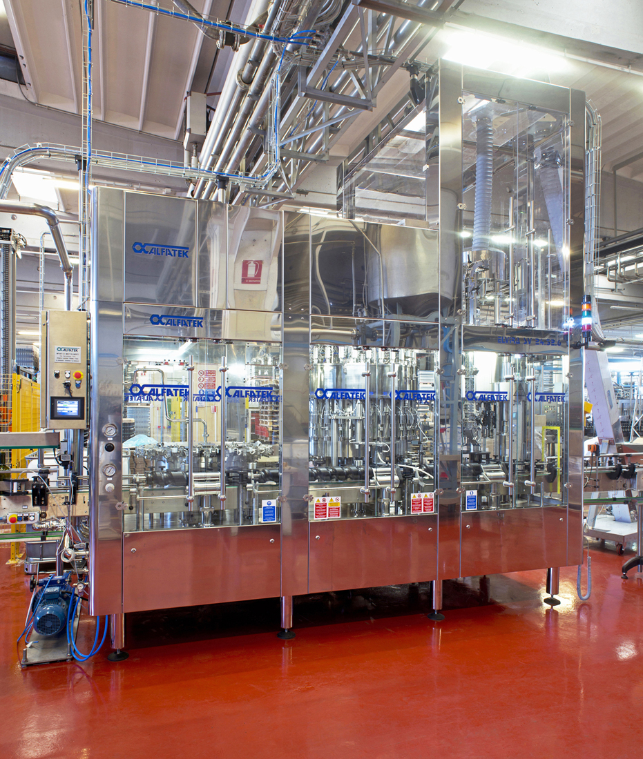 Monoblocco 28/32/6 ILPE - Isotonic Low Pressure Electronics