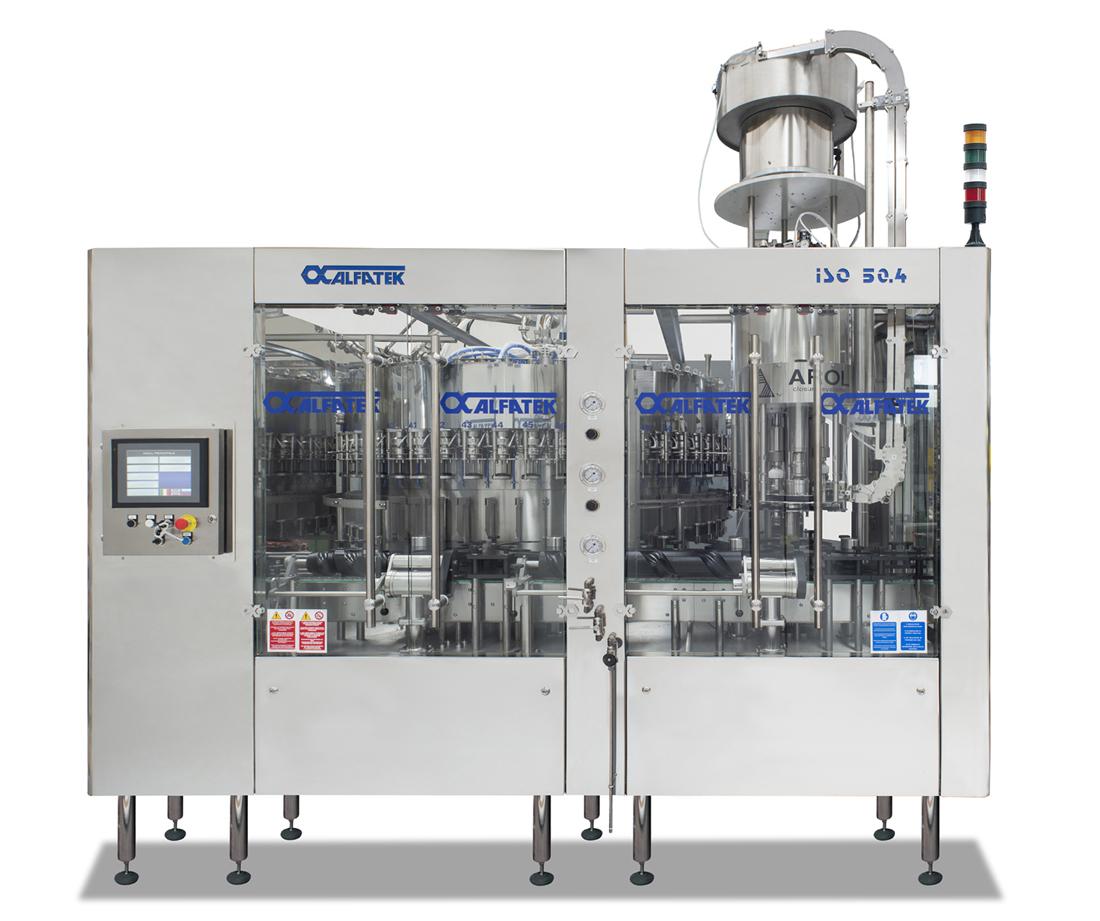 Monoblocco  50/4 corona SHP - Soft Drink High Pressure ®